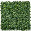 Laurel Artificial Hedge Panels UV Resistant 1m x 1m