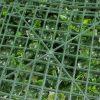 artificial green tropics panel backing