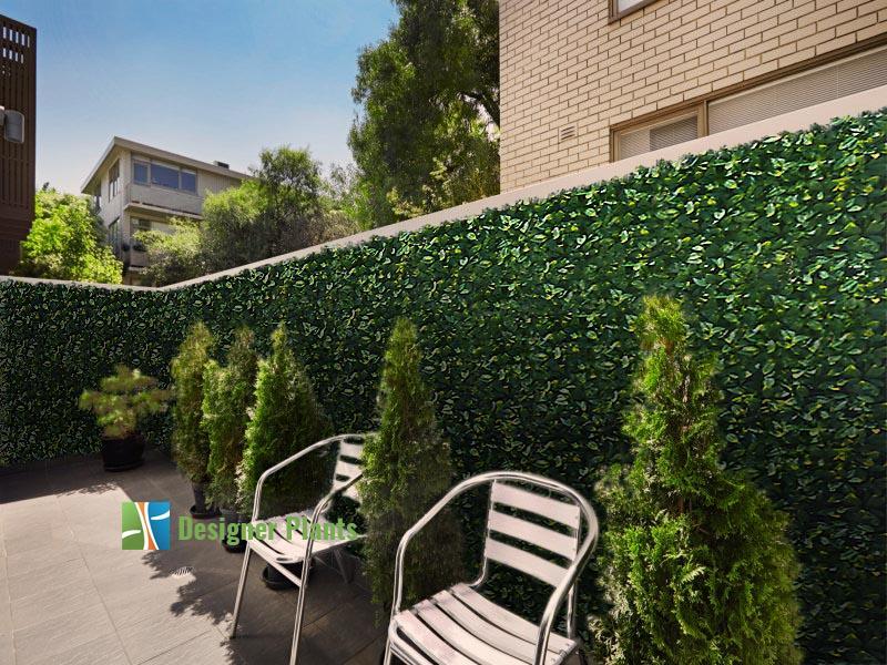 outdoor artificial plants