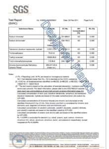 Designer Plants Test Report Page 5