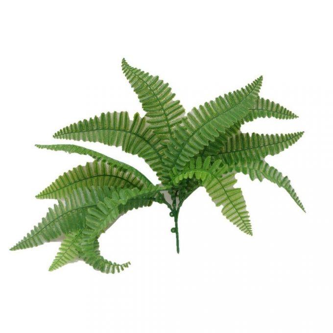 Artificial Plant Fern Stem UV Resistant 25cm