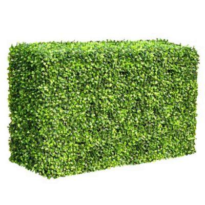 Portable Boxwood hedge 100cm long