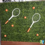 Boxwood hedges artificial hedges display for Aperol
