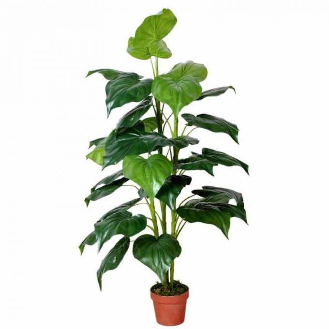 Artificial taro plant tree
