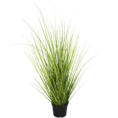 fake tall grass plant