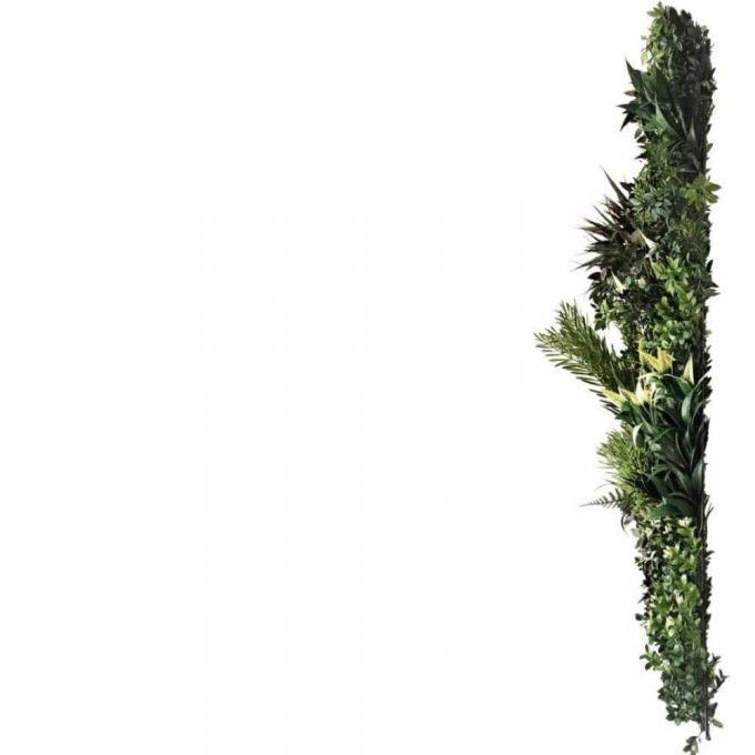 Artificial plant - Desert Fern Bespoke Vertical Garden / Green Wall UV Resistant 90cm x 90cm