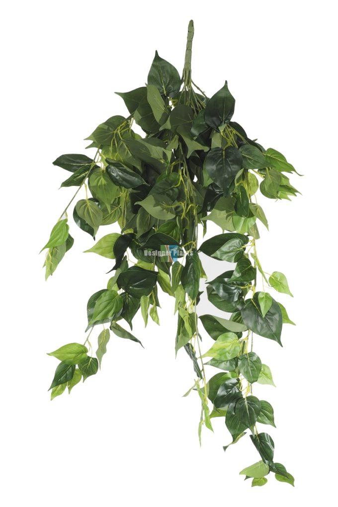 UV Philodendron Hanging Bush