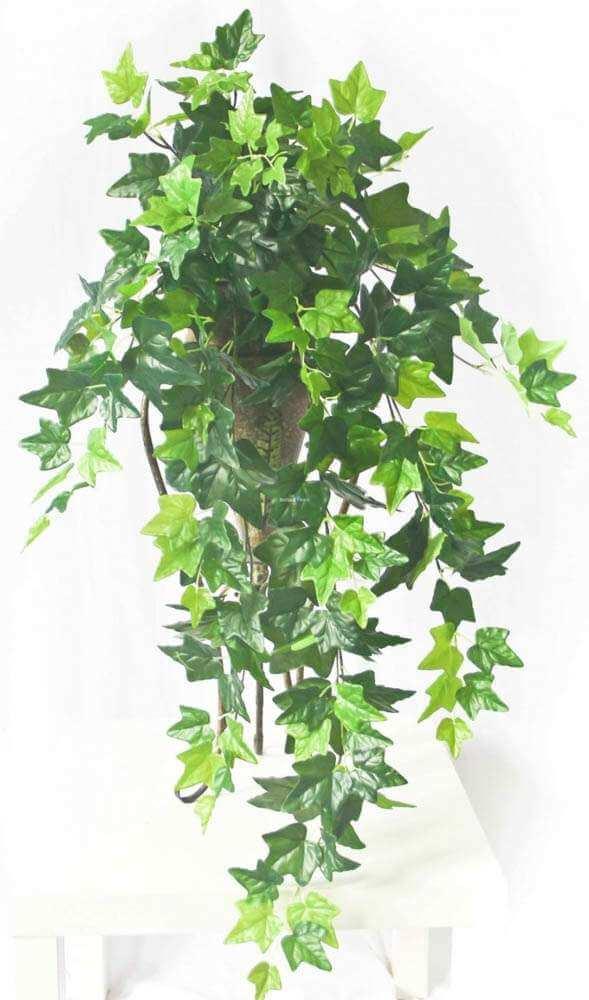 Fake Ivy Hanging Bush