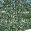 Fake ivy fence wall