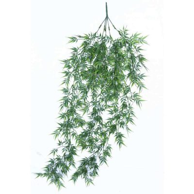 Artificial Bamboo Leaf Hanging Foliage (1)