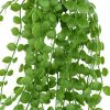 Artificial Hanging beads Wall Plant details 3