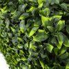 Artificial Plant-Portable Jasmine Artificial Hedge Plant UV Resistant closeup
