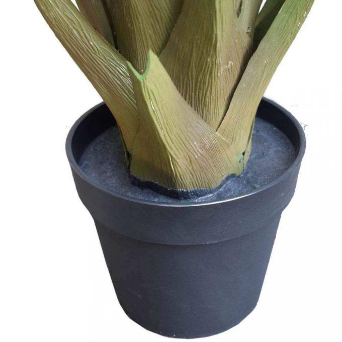 Artificial Multi Stem Hawaii Palm - Pot