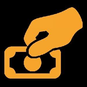 Giving Donation Logo