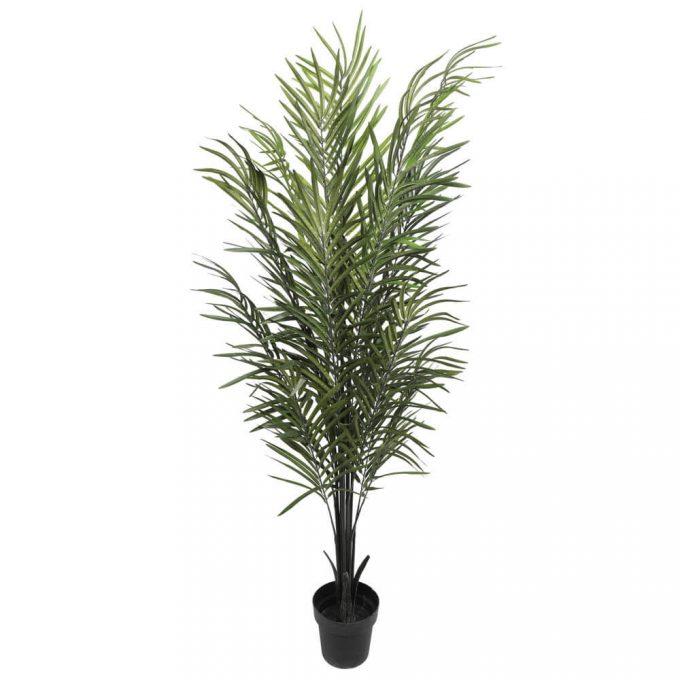 Artificial Areca Palm Black Trunks