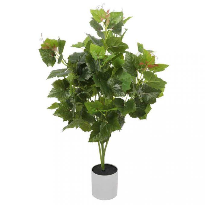 Artificial Faux Grape Vine Flower Buds