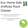 Fake plant cleaner / artificial plant cleaning spray
