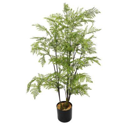 Faux Natural Fern Tree
