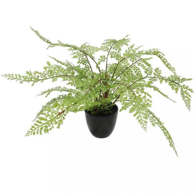 Faux Small Potted Fern