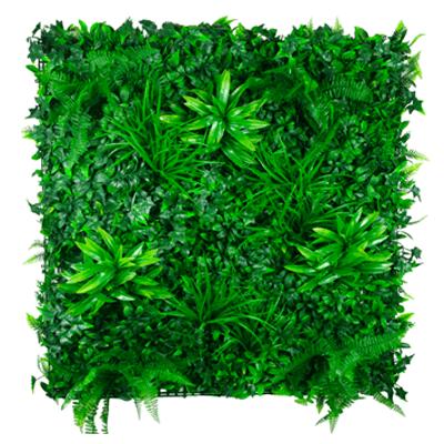 Green Tropics UV Resistant Green Wall as featured on House Rules Channel 7