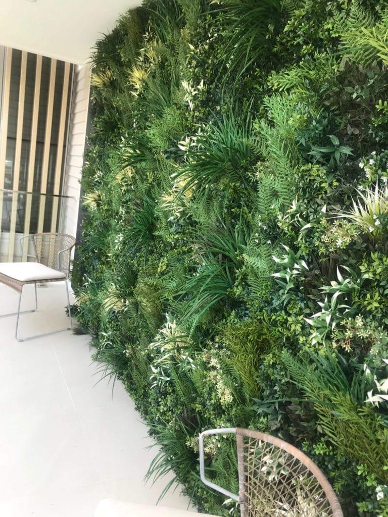 Evergreen Bespoke Vertical Garden