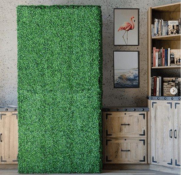 Boxwood Hedge 2mx 1m Portable Hedge
