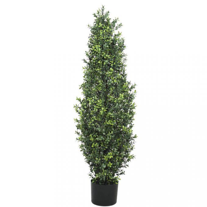 fake topiary tree uv resistant