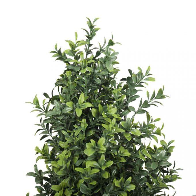 fake topiary tree leaves