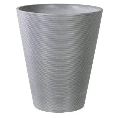wholesale plastic pots and planters grey planter