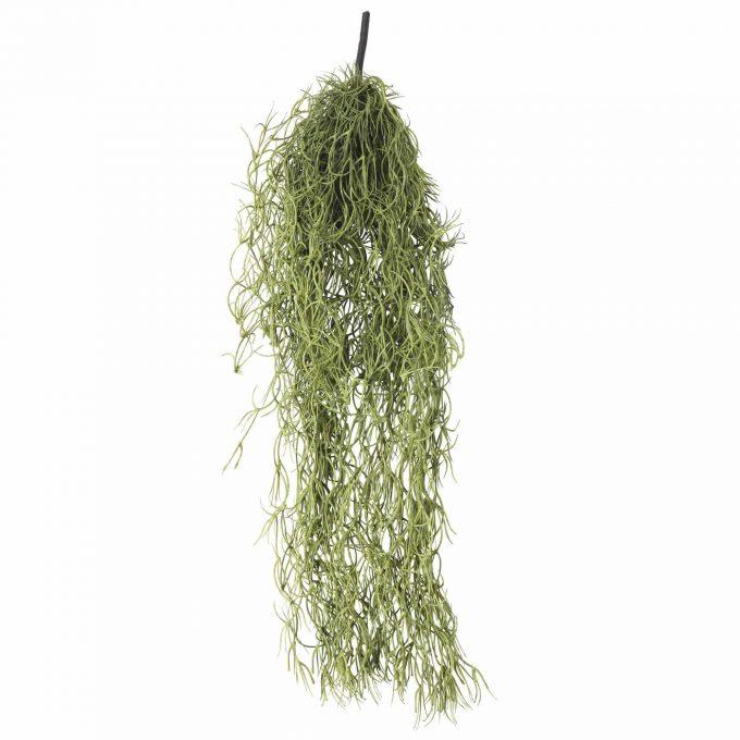 fake hanging Spanish moss