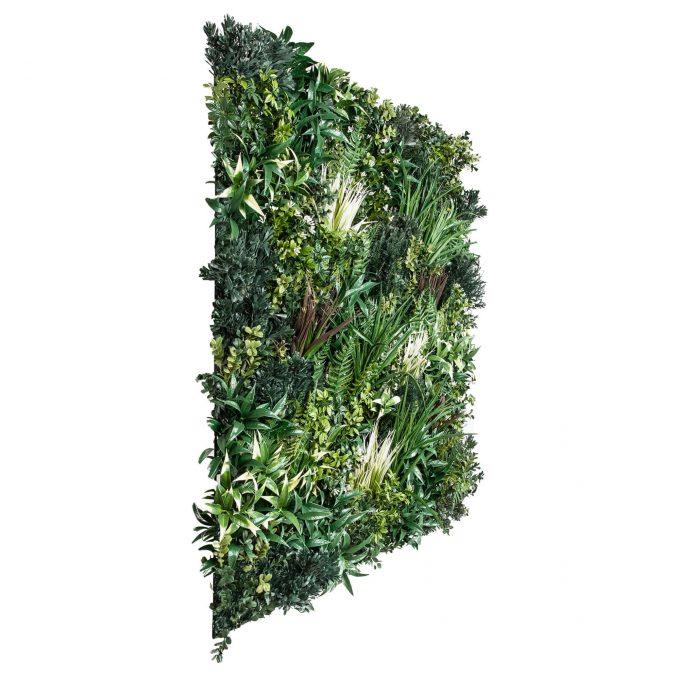 artificial green wall panel - premium evergreen panel