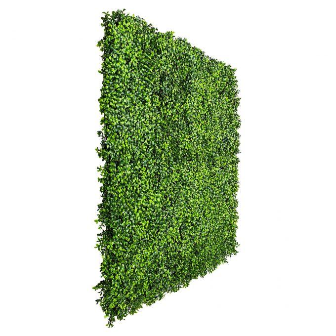 premium fake buxus hedge panel