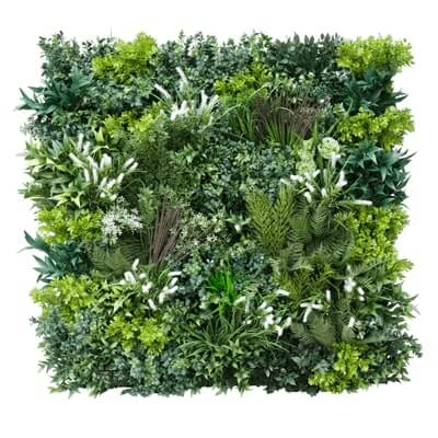 Fire Tested Green Walls and Vertical Gardens